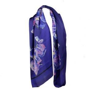paarse stola sjaal