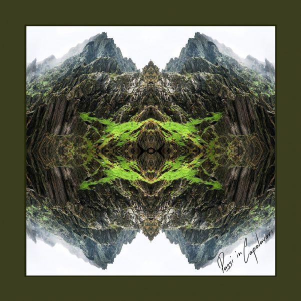 stola sjaal mountain