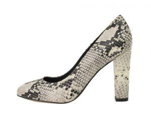 slangenleer schoenen