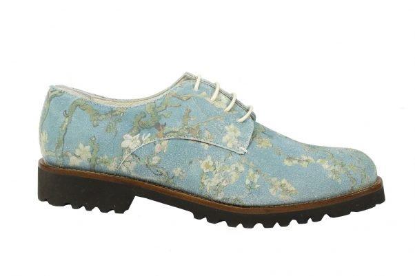 dames veter schoenen amandel bloesem vincent van gogh